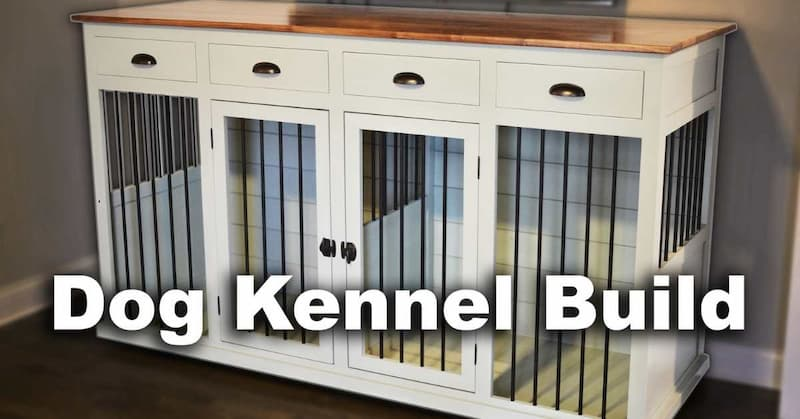 How To Build a Custom Dog Kennel