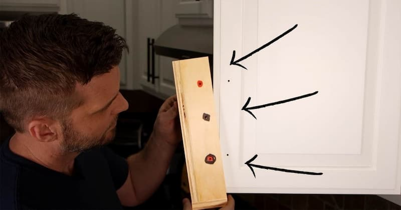 The Quickest and Most Consistent Way to Install Cabinet Hardware