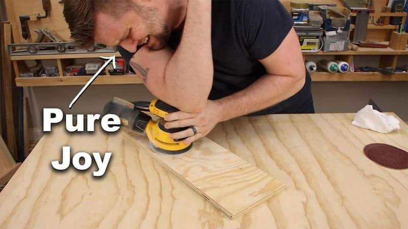 Sanding is Fun!?? How to Sand & Get Amazing Results